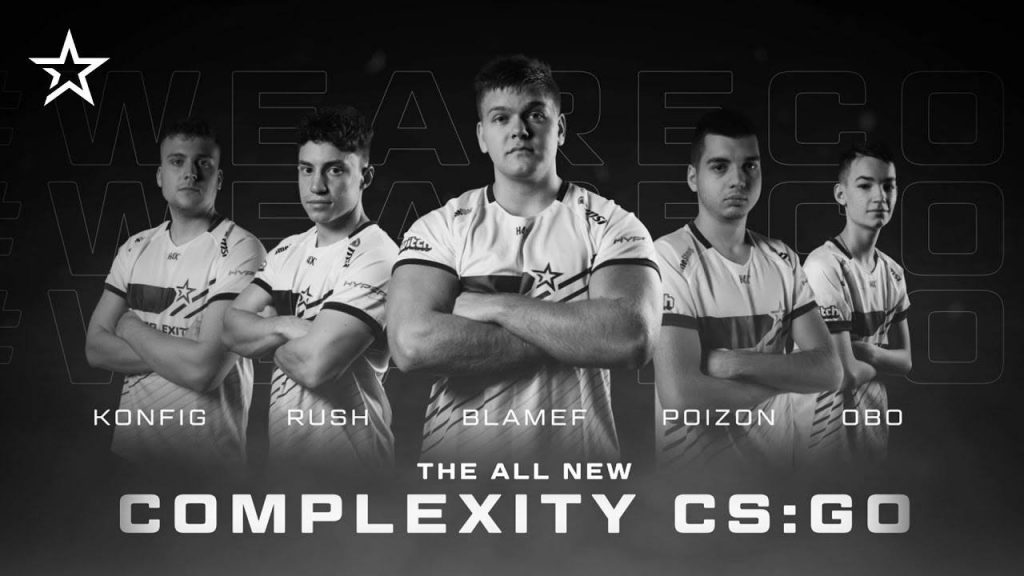 ENCE — Complexity 29.04.2020