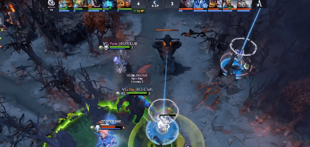 Team Aster – Vici Gaming 28.04.2020
