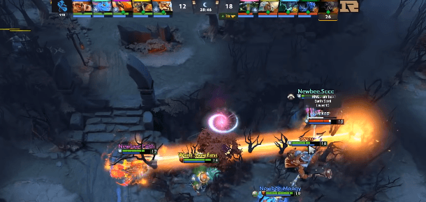 Royal Never Give Up – Newbee 12.07.2019