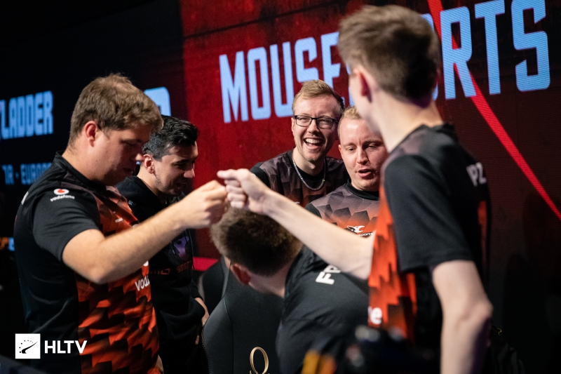 mousesports – Natus Vincere 06.02.2020